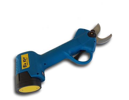 Sécateur électrique Blu Kut avec batterie intégrée sans fil